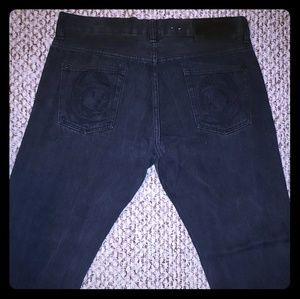 Billionaire boys club jeans black